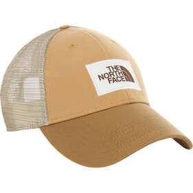 The North Face Mudder Trucker Cap, bamboo yellow